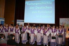 """Eröffnung der Ausstellung """"Deutsche aus Russland - Geschichte und Gegenwart"""""""