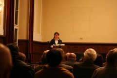 Vortragsveranstaltung mit Alexandra Ogneva, Kulturattachée an der Russischen Botschaft in Berlin