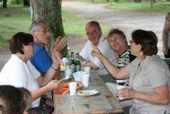 Sommerfest auf dem Abenteuerspielplatz der Lobetalarbeit in der Fuhrberger Straße